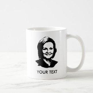 Claire McCaskill Classic White Coffee Mug