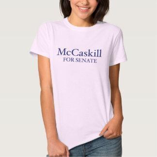 Claire McCaskill para la camiseta del senado Camisas
