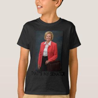 Claire McCaskill, That's My Senator! T-Shirt