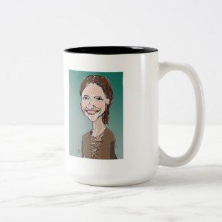 Claire Outrageous Mug