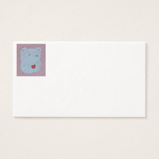 Claire Ultra-thick Business Cards, 8.9 cm x 5.1 cm Business Card