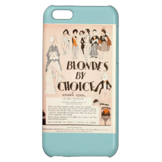 Claire Windsor 1927 silent movie exhibitor ad iPhone 5C Cover