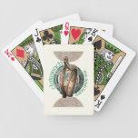 Clairseach Irish Harp Playing Cards