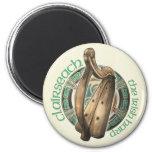 Clairseach Magnet