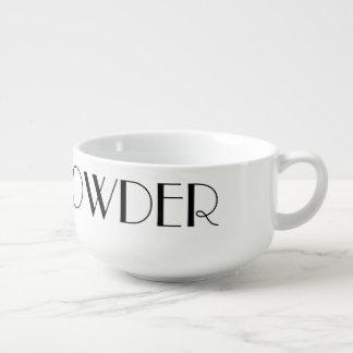 Clam Chowder- Custom Soup Mug