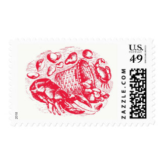 Clam Shack Postage