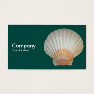 Clam Shell Business Card