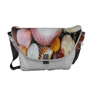 Clam Shell Courier Bag
