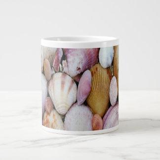 Clam Shell Giant Coffee Mug