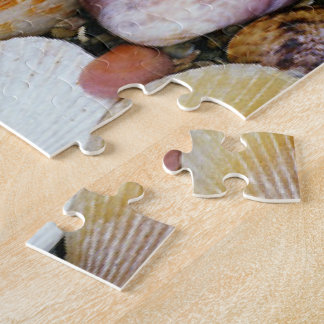 Clam Shell Jigsaw Puzzle