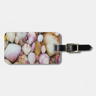 Clam Shell Luggage Tag