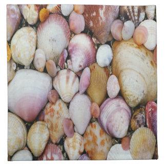 Clam Shell Napkin