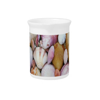 Clam Shell Pitcher