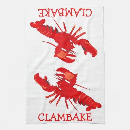 Clambake Toallas