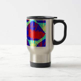Clamp Brass A Travel Mug