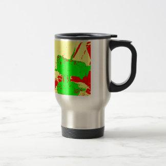 Clamp Brass B Travel Mug