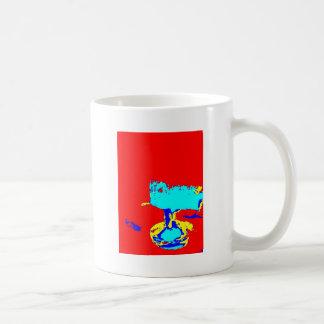 Clamp Brass C Coffee Mug