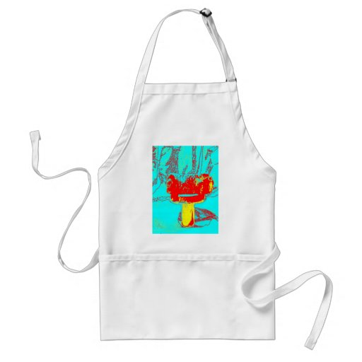 Clamp Brass E Adult Apron