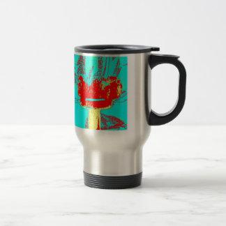 Clamp Brass E Travel Mug