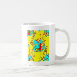 Clamp Brass G Coffee Mug