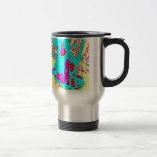 Clamp Brass I Travel Mug