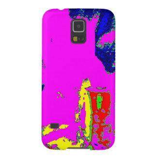 Clamp Brass K Galaxy S5 Case