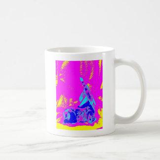 Clamp Brass M Coffee Mug