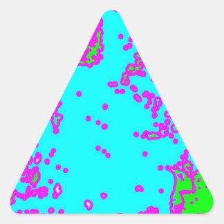 Clamp Brass N Triangle Sticker