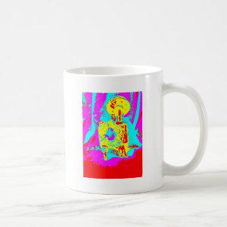 Clamp Brass O Coffee Mug