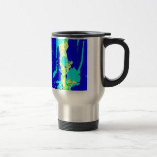 Clamp Brass P Travel Mug