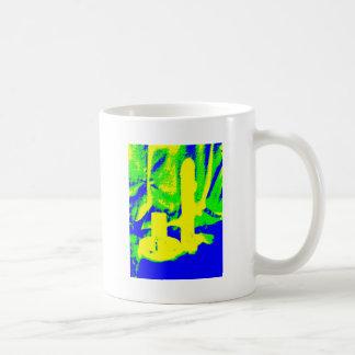 Clamp Brass R Coffee Mug