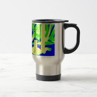 Clamp Brass R Travel Mug