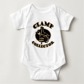 Clamp Collector Baby Bodysuit