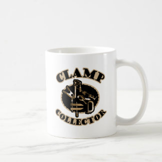 Clamp Collector Coffee Mug
