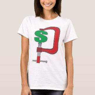Clamp Down Dollar T-Shirt