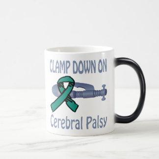 Clamp Down On Cerebral Palsy Mug
