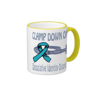Clamp Down On Dissociative Identity Disorder Mug