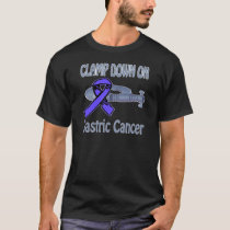 Clamp Down On Gastric Cancer Shirt