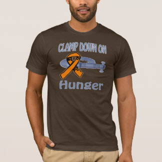 Clamp Down On Hunger Shirt