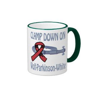 Clamp Down On Wolf-Parkinson-White Mug