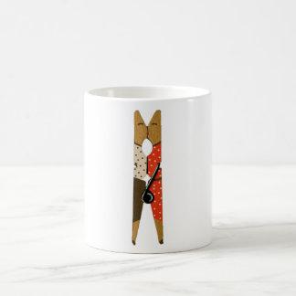 Clamp mm coffee mug