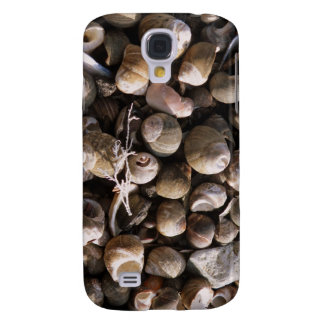 Clams and sea weed samsung galaxy s4 cover