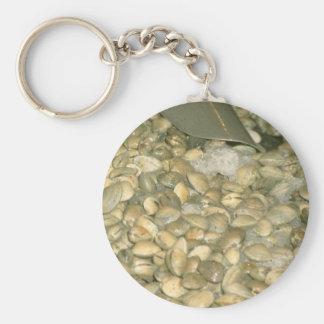 Clams Keychain