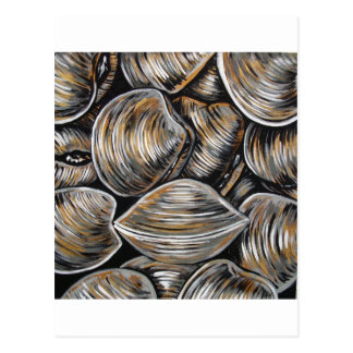 CLAMS POST CARDS