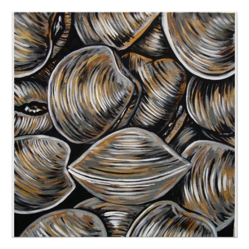 CLAMS POSTER