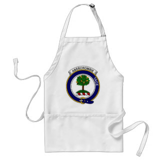 Clan Abercrombie Badge Adult Apron