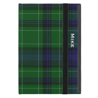 Clan Abercrombie Plaid Custom Mini iPad Case