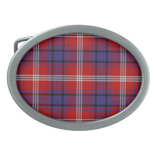 Clan Ainslie Tartan Belt Buckle