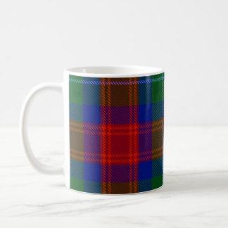 Clan Akins tartan mug (modern colors)