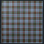 """Clan Anderson Light Blue Scottish Tartan Napkin<br><div class=""""desc"""">Cloth napkins with a light blue,  green,  and red Scottish tartan. Traditional Clan Anderson family plaid pattern from 1900. Choose from dinner or cocktail napkins. Matching tablecloth and table runner available.</div>"""